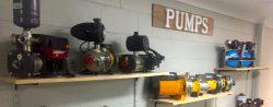 NCPW pump room