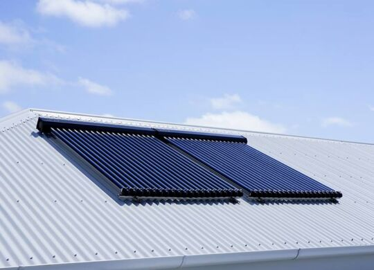 Apricus Solar Hot Water System