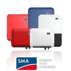 SMA Solar inverters - North Coast Power & Water