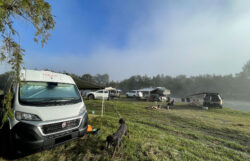 Camping Caravan and 4WD Solar and batteries
